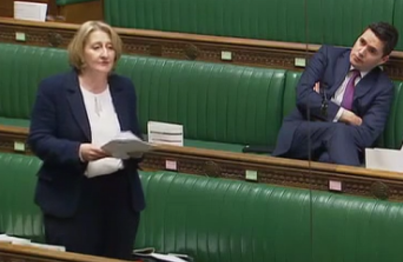 Mary speaking in the Bus Services Bill (Lords) Second Reading